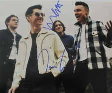 NICK O'MALLEY & JAMIE COOK SIGNED AUTOGRAPHED 8x10 PHOTO MUSIC ARCTIC MONKEYS