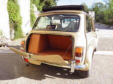 Il Rivestimento del bagagliaio DeLuxe - Mini Austin Rover Innocenti Cooper