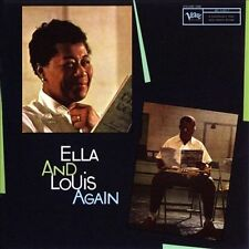 "New SACD Louis Armstrong Ella Fitzgerald ""Ella and Louis Again"" free US shipping"