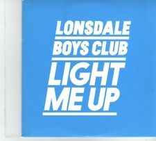 (DP155) Lonsdale Boys Club, Light Me Up - 2012 DJ CD