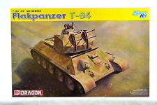 Dragon 6599 1/35 Flakpanzer T-34r - Smart Kit