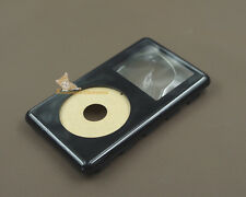 black front faceplate housing case cover for ipod color photo u2 20gb 30gb 60gb
