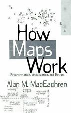 How Maps Work : Representation, Visualization, and Design by Alan M....