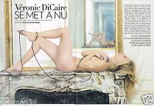 Coupure de Presse Clipping 2015 (6 pages) Véronic DiCaire