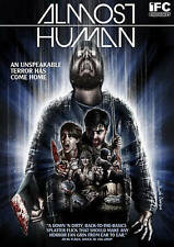 "Almost Human (DVD, 2014) ""Unspeakable Terror Has Come Home!""  [BRAND NEW SEALED]"