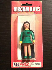 AIRGAM BOYS - MISS AIRGAM - AIRGAMBOYS - REF 76100 - CHICA GIRL NO PLAYMOBIL