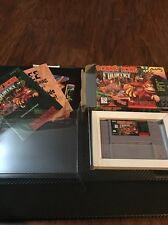 Donkey Kong country snes complete
