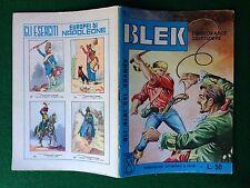 Gli albi del grande BLEK n 192 , Dardo (1967) + figurine GLI ESERCITI NAPOLEONE