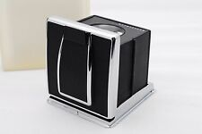 """Mint"" Hasselblad Waist Level Finder WL Focusing Hood Chrome WLF From Japan #318"