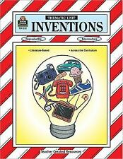 Thematic Units: Inventions Thematic Unit by Karen J. Goldfluss and Patricia M. …