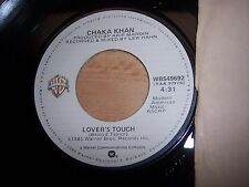 "NM 1981 Chaka Khan What Cha Gonna Do For Me 7"" 45RPM w/ppr slv"