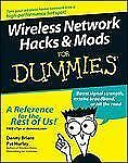 Wireless Network Hacks and Mods For Dummies by Briere, Danny, Hurley