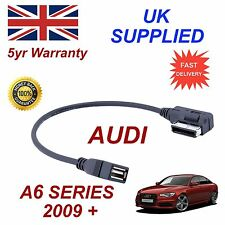 AUDI A6 4F0051510Q MP3 MEMORY Stick USB AMI MMI Audio Cable