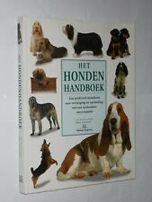 Dr.Peter Larkin/Mike Stockman Het Honden Handboek Dutch Language HB/DJ.2002