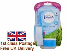 Veet In-Shower Hair Removal Cream sensitive skin With Aloe Vera & Vitamin 150ml