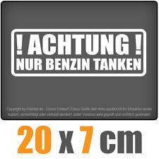 Alles Original 20 x 7 cm JDM Decal Sticker Aufkleber Weiß, Scheibenaufkleber