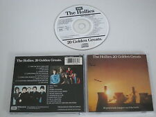 THE HOLLIES/20 GOLDEN GREATS(EMI CDP 7 46238 2) CD ALBUM