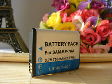 BP70A Battery for SAMSUNG ST66 ST700 ST88 ES65 MV800 PL170 ES80 PL20 SBC-70A