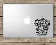 Gryffindor House Crest Hogwarts - Apple Macbook Laptop Vinyl Sticker Decal