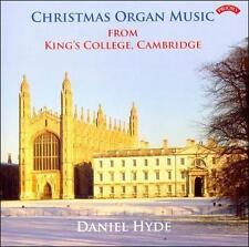 Christmas Organ Music from King's College, Cambridge (5028612208848) New CD