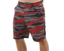 VOLCOM Big Youth FRICKIN V4S MIXED Board/Walk Shorts - Sz 20 (30) - BLK - NWT