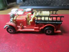 Hot Wheels Old Number 5 Fire Engine