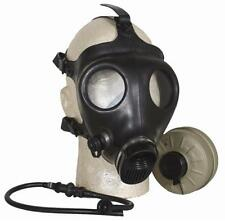 Israeli Gas Mask w/ Drinking Hydration Straw & NBC NATO 40mm Filter Military NEW