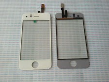 Touch screen per Apple Iphone 3GS vetrino vetro glass white touchscreen nuovo