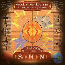 Diamonds in the Sun [Digipak] by Walt Wilkins (CD, Jul-2007, Palo Duro Records)