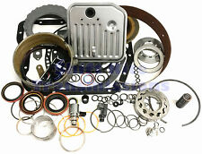 48RE MASTER KIT TRANSMISSION DODGE RAM OVERHAUL CLUTCHES BANDS FILTER 03-07