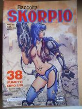 RACCOLTA SKORPIO n°406 2008  Edizioni Eura  [G356]
