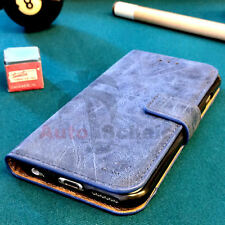 iPhone 5/5s De luxe Housse En Cuir Flip Case Etui
