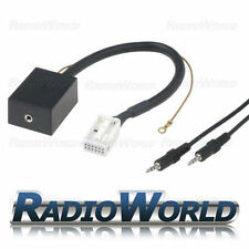 VOLKSWAGEN EOS, Golf MK5, Passat, Polo MP3 iPod Aux Input Adaptor CTVVGX004