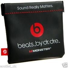 Custodia ufficiale per MONSTER BEATS iBEATS borsa da trasporto Custodia per auricolari originali