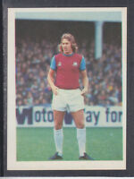 Panini Top Sellers - Football 77 - # 285 Tommy Taylor - West Ham