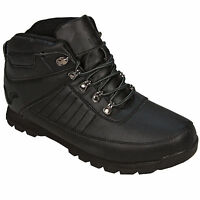 Voi Jeans Mens Marco Hiker 2 Boots From Get The Label in Black