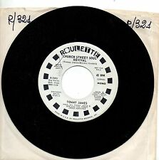 TOMMY JAMES & SHONDELLS disco 45 MADE in USA Church street soul revival PROMO