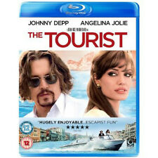 The Tourist (Johnny Depp, Angelina Jolie) Mit deutschem Ton! BLU-RAY  NEU  OVP