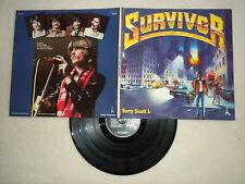"""LP TERRY SCOTT JR """"Survivor"""" DISC AZ STEC 289 µ"""