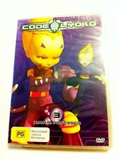 Code Lyoko - XANA Possessed : Vol 3 - Region4 DVD - BRAND NEW