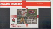 GB 2003 RUGBY ENGLAND WINNERS  PRESENTATION  PACK No. M9B SG MS2416 MINT STAMPS