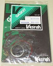 Vesrah 12-pc Top End Gasket Set for Yamaha YZ125 Competition 1992