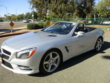 2014 Mercedes-Benz SL-Class Base Convertible 2-Door
