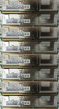 HP DELL 32GB (8x4GB) DDR2 PC2,5300F 667MHz ECC Fully Buffered SERVER MEMORY RAM