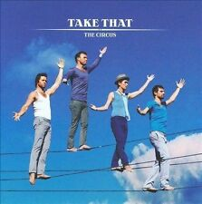 The Circus by Take That (CD, Dec-2008, Polydor)