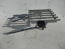 SUZUKI REAR LUGGAGE RACK W/ RELEASE GT750 1977 GT 750 VINTAGE