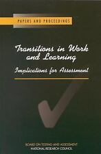 Transitions in Work and Learning: Implications for Assessment