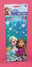 Frozen,Disney,PartyTreat Bags,Wilton,Cello,1912-4500,Blue,Olaf on Bag Back