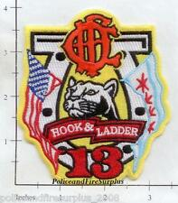 Illinois - Chicago Truck 13 IL Fire Dept Patch