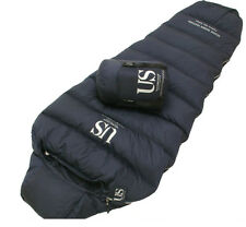 Outdoor 3 Seasons Winter Sleeping Bag Camping Quilt Goose Down High quality